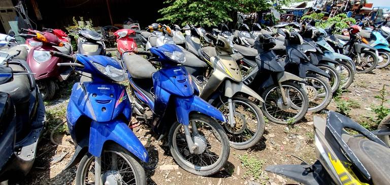 Thu mua xe máy cũ giá cao trên toàn quốc, chuyên thanh lý xe máy cũ giá  cao, thu mua xe máy cũ uy tín tphcm